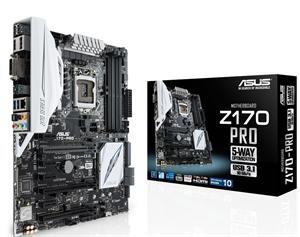 ASUS Z170-PRO LGA 1151 Motherboard